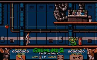 GREMLINS 2 - THE NEW BATCH [ST] - Atari ST () rom download
